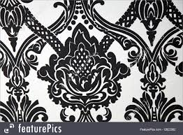 abstract patterns fabric patterns in black and white stock