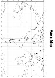 Blank World Map Worksheet by Latitude And Longitude World Map Roundtripticket Me