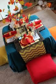 thanksgiving crafts kids table craft easy runner idea loversiq