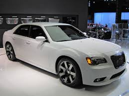chrysler car white chrysler 300 v6