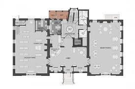 Office Building Floor Plans Pdf by The Stockbridge Library Museum And Archives Architectural