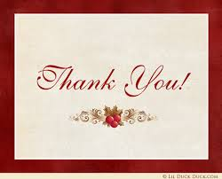 christmas thank you cards christmas thank you cards notes