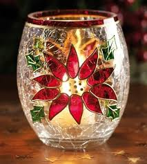 25 unique glass tea light holders ideas on pinterest christmas