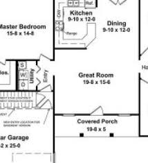 simple small house floor plans simple small house floor plans