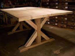elegant barnwood dining table