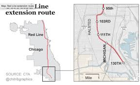 Mccormick Place Map Red Line Chicago Map Chicago Map Tourist Attractions