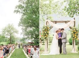 Wedding Venues In Roanoke Va A Summer Sundara Wedding In Boones Mill Virginia Virginia