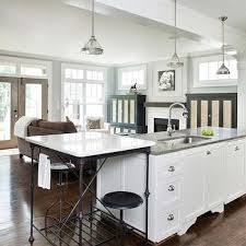 crate and barrel kitchen island marble top kitchen island design ideas