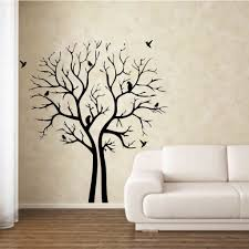 home decor stencils stenciling a wall tree affordable modern home decor beautiful in the