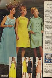 1968 sears spring summer fashions carla at home