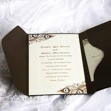peacock wedding programs peacock wedding invitations and wedding ideas