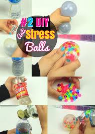 diy stress craft ideas 2 simple glittering liquid orbeez