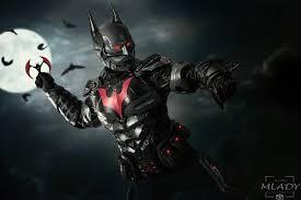 cool cosplay batman tank