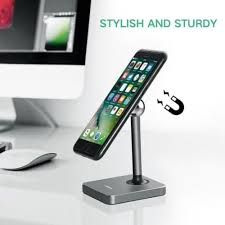 Cell Phone To Desk Phone Ugreen Magnetic Desk Phone Mount Tabletop Stand Cell Phone Holder