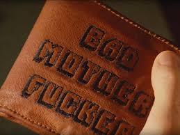 Bad Mothers Bad Mother Fucker Portemonnaie Bmf Wallet