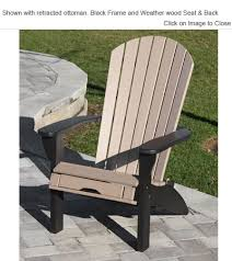Adarondak Chairs Outdoor Poly Furniture Poly Concepts Furniture Deluxe Adirondack
