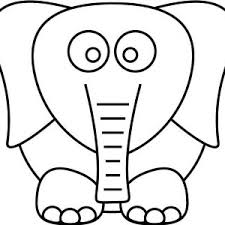 flying dumbo elephant coloring pages bulk color