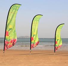 Flag Manufacturers Beach Flag China Manufacturer Commercial Service Services