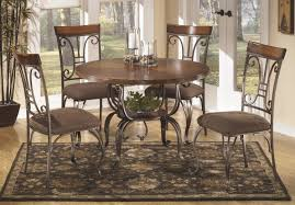 buy ashley furniture plentywood round dining room table set