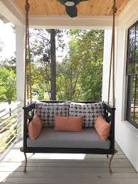 porch bed swings madtreewoodcrafts