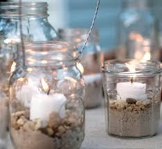 bougeoir mariage 21 idées de déco de mariage avec des pots en verre de récup mon
