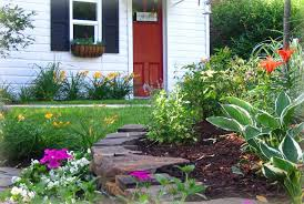 the some example landscape ideas for small front yard front yard