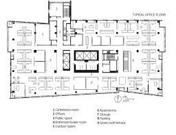 Office Floor Plans Typical Office Floor Plan Of Twelve West In Floor Plans Oregon