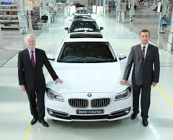 bmw manufacturing plant in india 5 series is the 40 000th car from bmw s chennai plant