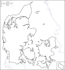 denmark free map free blank map free outline map free base map