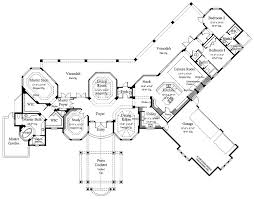 Colonial Revival House Plans Spanish Revival House Plans Spanish Revival Pinterest