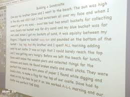 zoo writing paper narrative writing zooming into small moments the brown bag teacher since writing it at the end of the day and we ran out of the time the next morning during morning work students came in and started working on their