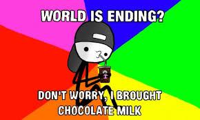 Chocolate Milk Meme - chocolate milk meme