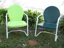 Retro Patio Furniture Retro Patio Chairs