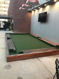 pool tables st louis what is this its looks like some sort of lawn game and its on the