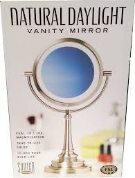 Makeup Mirror Light Amazon Com Sunter Natural Daylight Vanity Makeup Mirror New