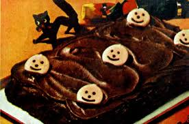 Cake Recipes For Halloween Halloween Treat Baker U0027s Broomstick Brownies 1998 Click Americana