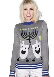 hannukah sweater tipsy elves hanukkah sweater dolls kill