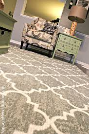 Yellow Lattice Rug New Year U2026 New Rug Playing With Patterns U0026 A Giveaway