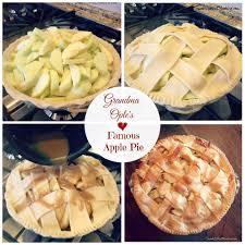 allrecipes thanksgiving sweet little bluebird grandma ople u0027s famous apple pie