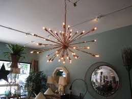 Sputnik Chandelier Downtown Classics Collection Sputnik Chandelier In Copper For Sale