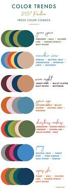 trending colors for 2017 trend watch fall 2017 jpm sales