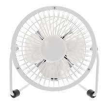 ventilateur de bureau usb hq mini ventilateur usb blanc goodies hq sur ldlc com