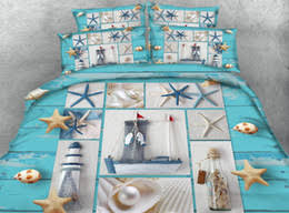 Starfish Comforter Set Discount Starfish Bedding Set 2017 Starfish Bedding Set On Sale