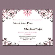 Ceremony Cards F Wedding 30 Wedding Cards And Party Invitation Templates Paperni