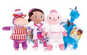 8 disney doc mcstuffins soft toy assortment 8 00 hamleys