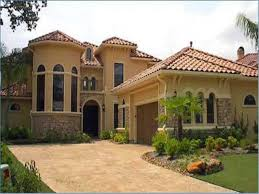 Spanish Home Plans Homes Exterior Mediterranean Courtyard Home Plans Mexzhouse Com