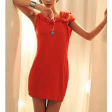 asymmetric shoulder wrinkle red dress dresses party dresses