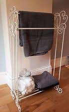 metal towel rails ebay