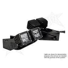 Ford Raptor Led Light Bar by Rigid Industries Fog Light Mount Kit Ford Raptor Randalls