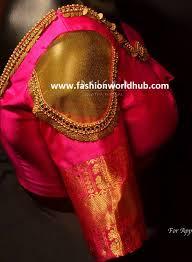 blouse designs 2018 maggam work blouse designs fashionworldhub